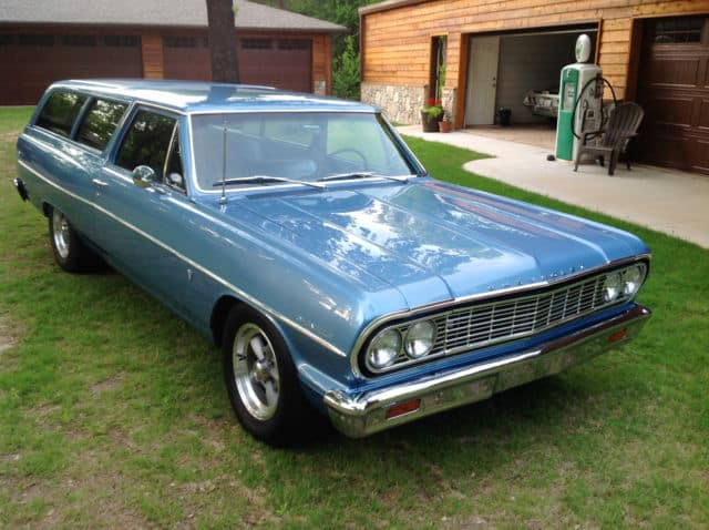 Best Old Station Wagons For Sale - Chevrolet Chevelle