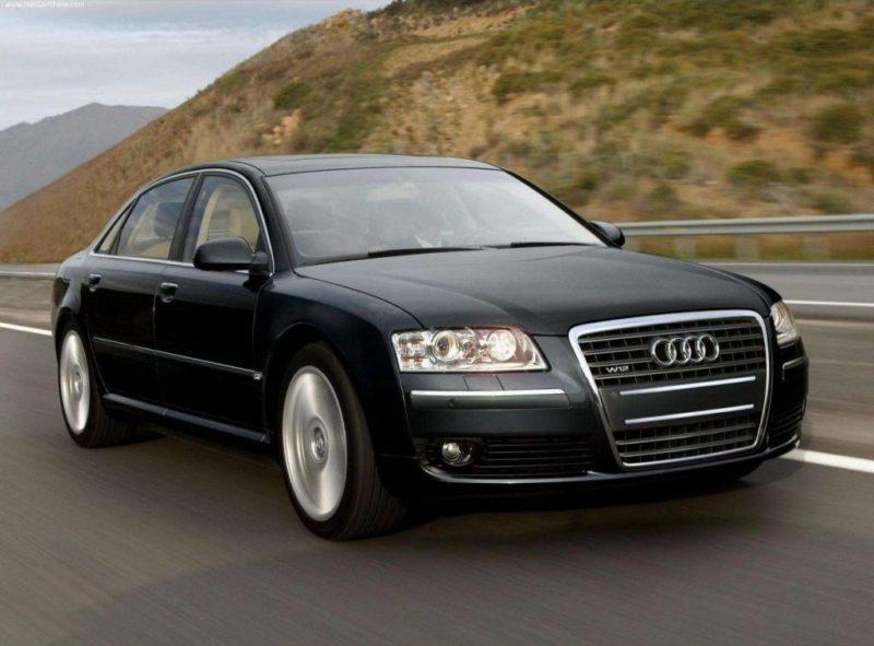 Audi A8 (D3/4E)
