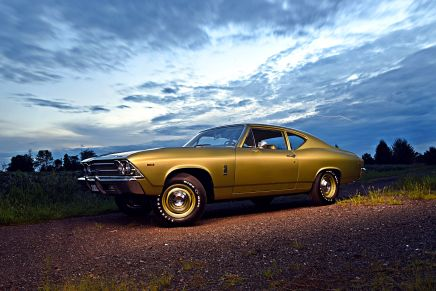 This Restored 1969 Chevelle 300 Is A Sleeper Hiding ZL1 Power