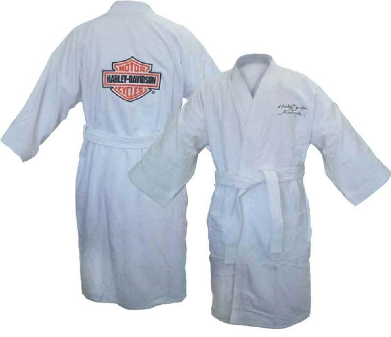 HD Bath Robe