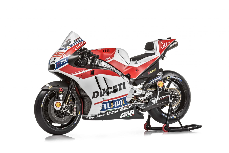 New Ducati V4 4