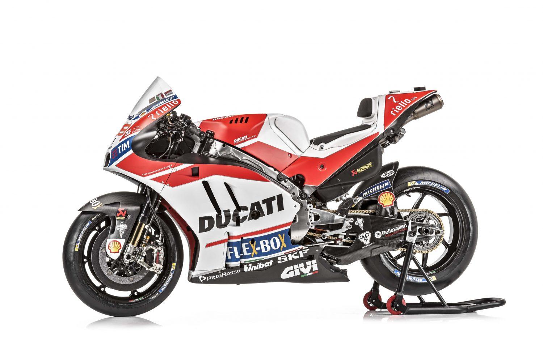 New Ducati V4 1