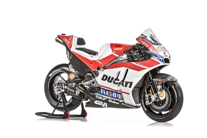 New Ducati V4 3