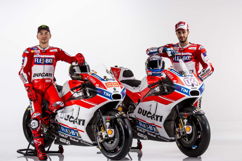 New Ducati V4 7