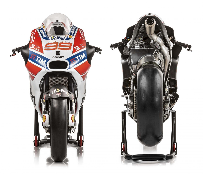 New Ducati V4 5