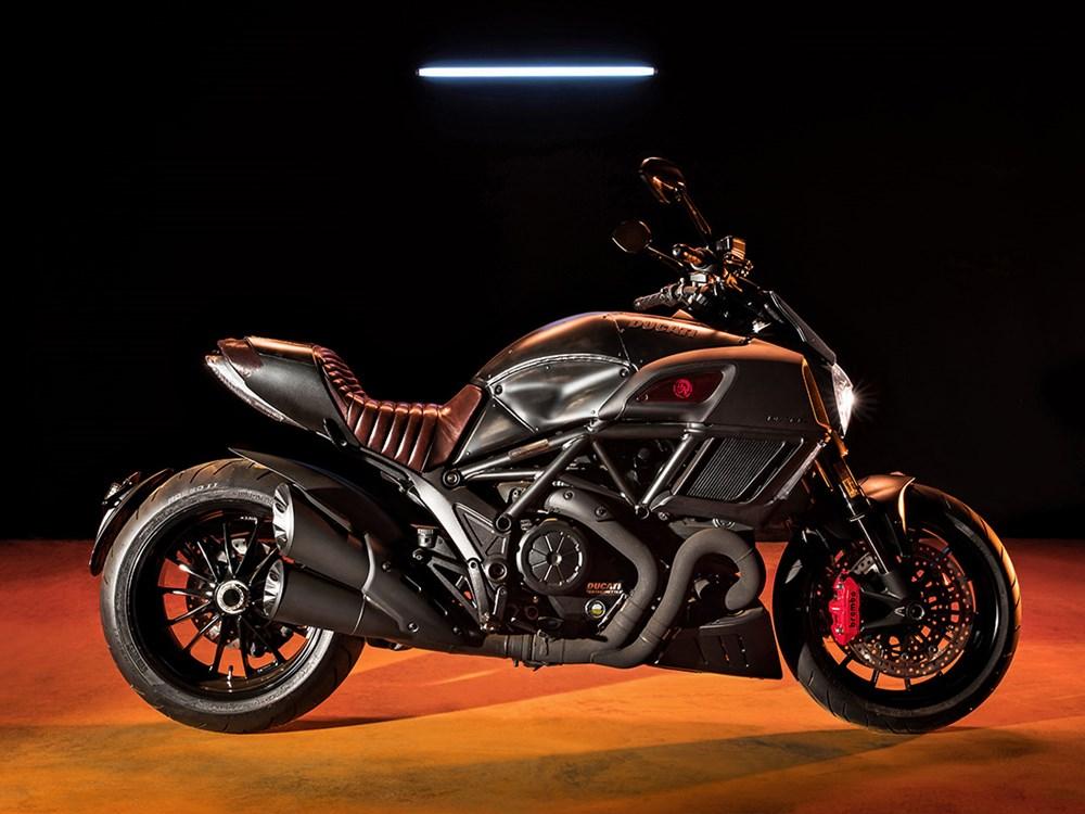 Ducati Diavel Diesel 1