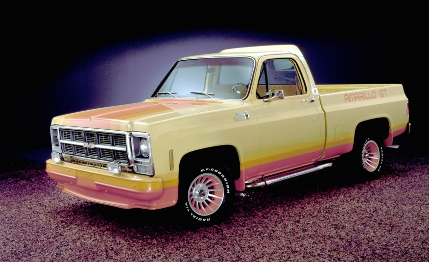 All of 73-87 Chevy and GMC Special Edition Pickup Trucks Part II