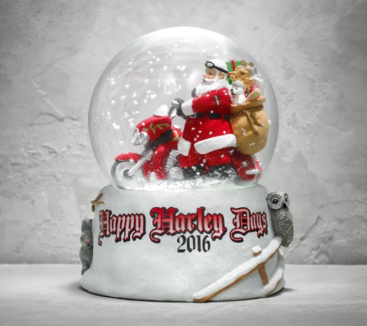 HD Snow Globe