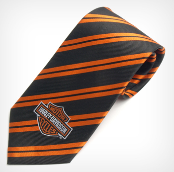The Harley-Davidson business tie