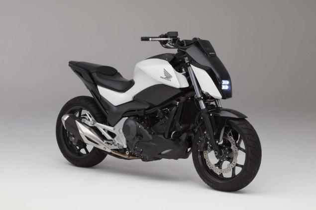 Honda Prototye Motorcycle 2