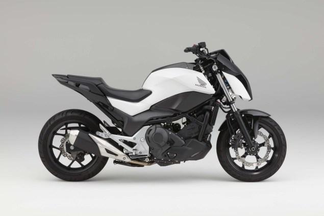 Honda Prototye Motorcycle 1