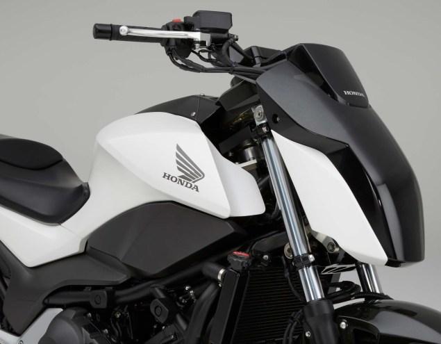 Honda Prototye Motorcycle 3