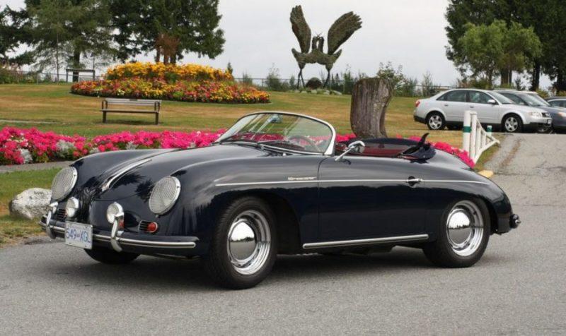 Intermeccanica Roadster D Porsche 356