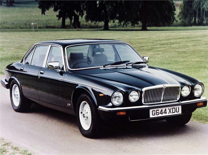V12 Engine Cars - Jaguar XJ-12