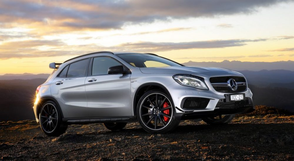 Top 10 best compact suvs that you can buy in 2017 for Buying a mercedes benz