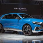 Audi Q8 Concept: An SUV in Coupe's Clothing?