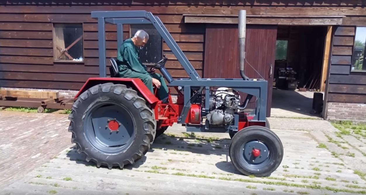 Suzuki Tractor 1