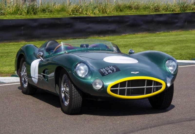 Replicars - AS Motorsport ASM R1 - Aston Martin DBR 1