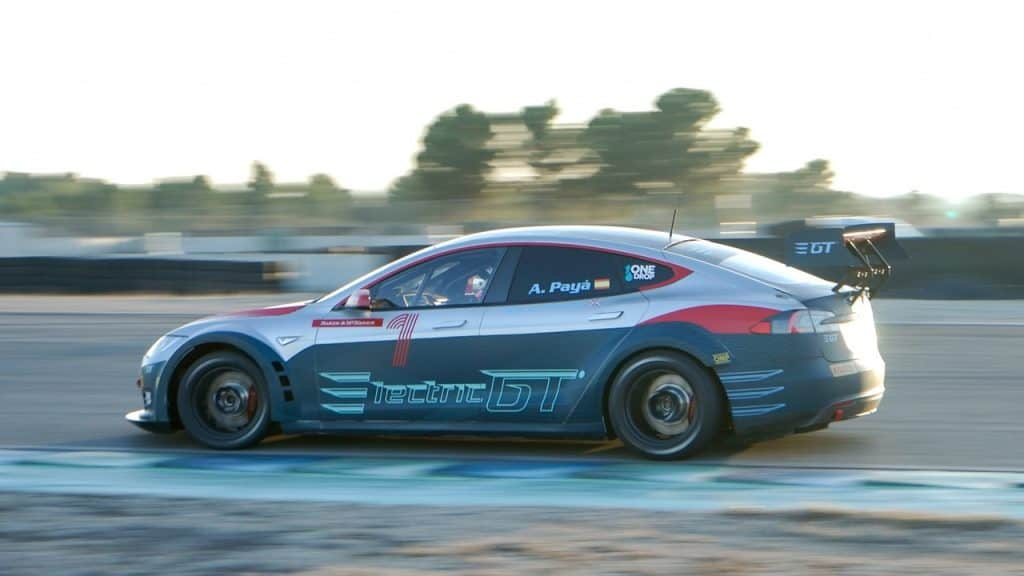Tesla Model S P100D Horsepower, Torque, And Speed 3