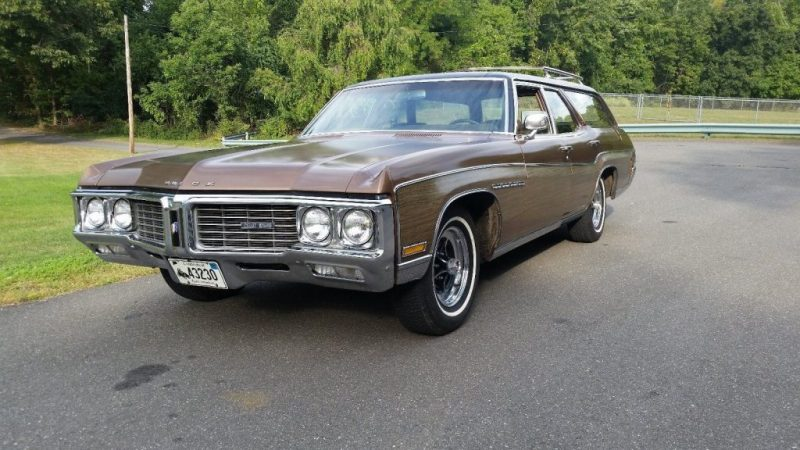 Best Old Station Wagons For Sale - Buick Estate