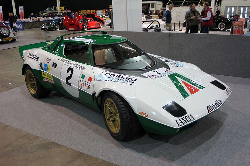 Listerbell STR Lancia Stratos