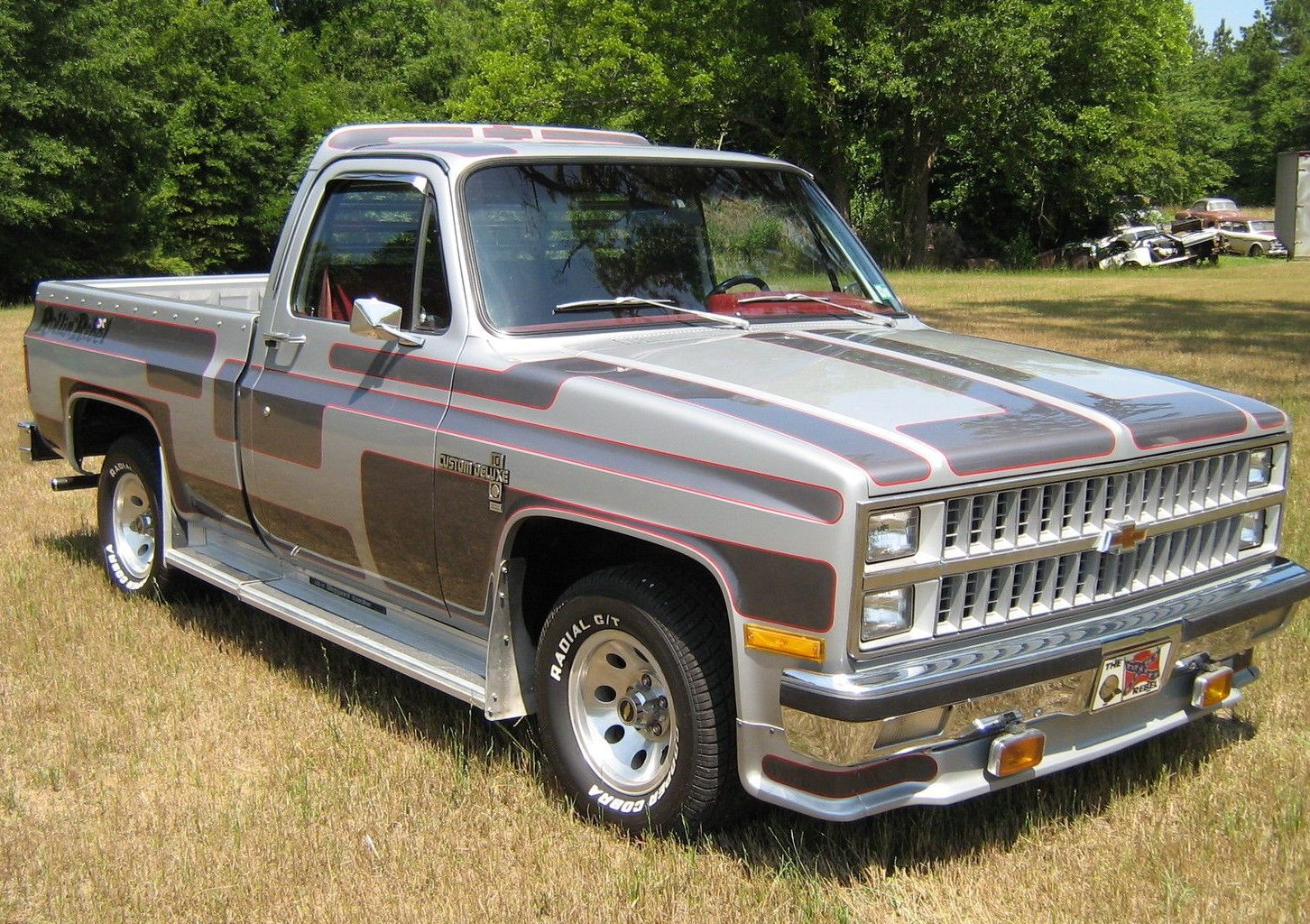 Gmc Trucks Single Cab >> All of 73-87 Chevy and GMC Special Edition Pickup Trucks Part II