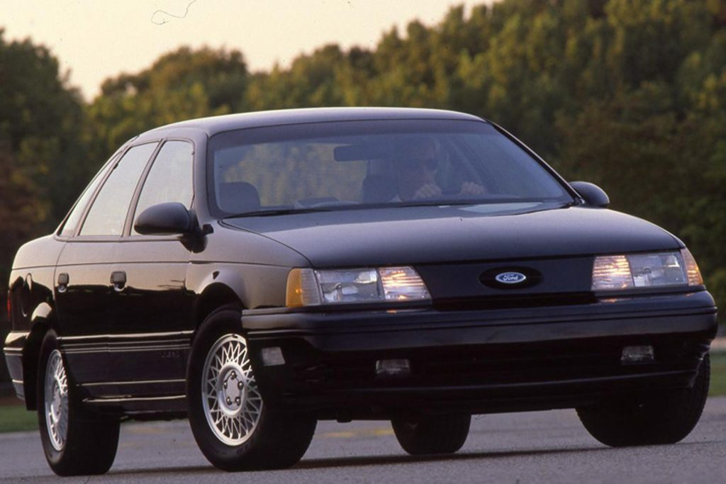 Front Wheel Drive Cars - Ford Taurus SHO (First Gen)