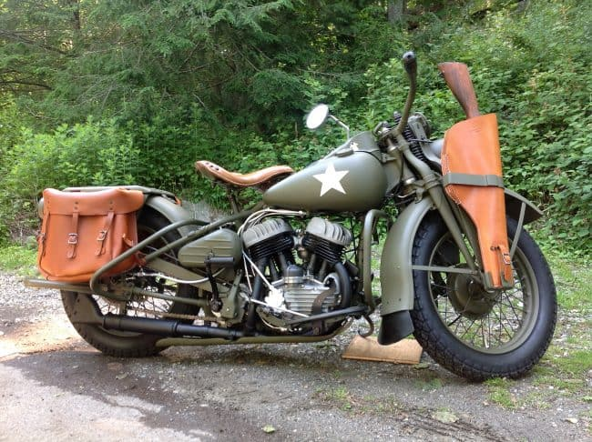 Military Motorcycles 7