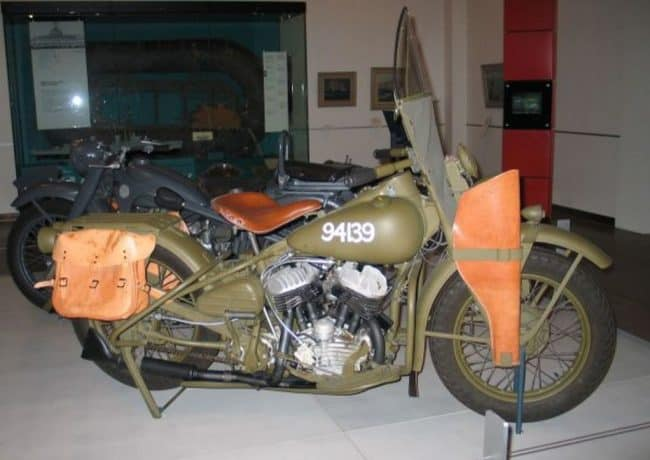 Military Motorcycles 8
