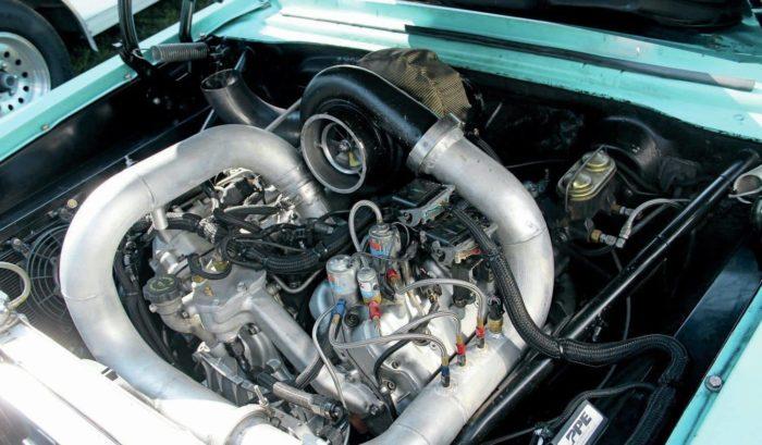 1963 Chevrolet Nova II by John Fyffe