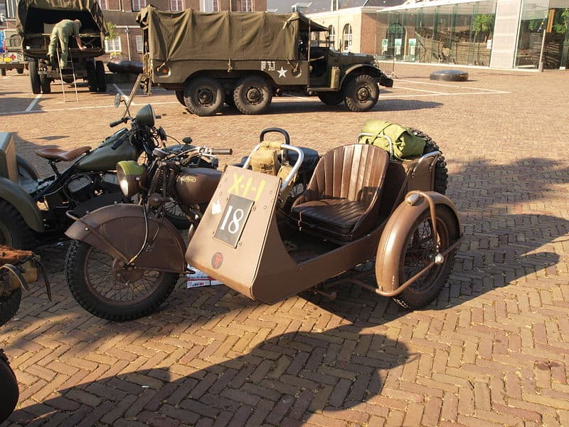 Military Motorcycles 5