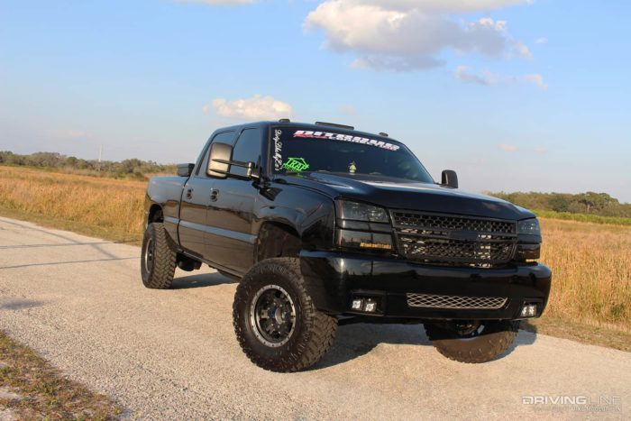 2003 Chevrolet Silverado 2500 by Tyler Rabbage