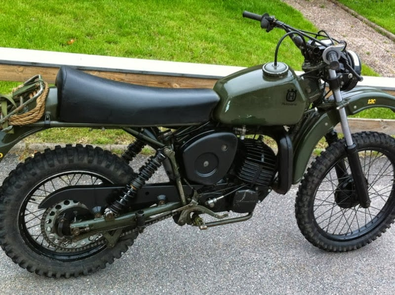 Military Motorcycles 2