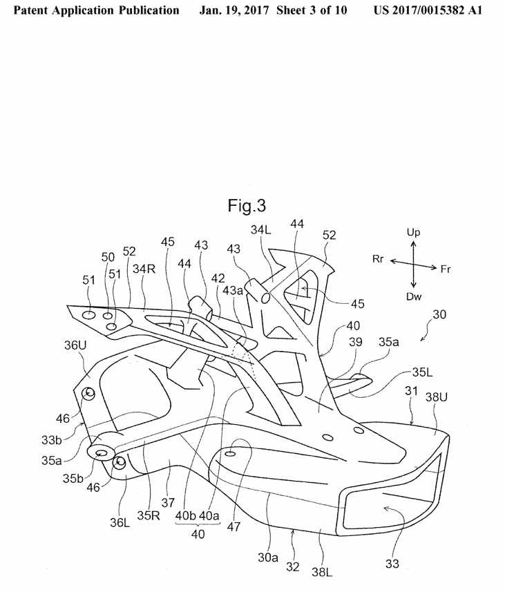 Will There Be A 2018 Cbr600rr After All Patent Docs Suggestmaybe