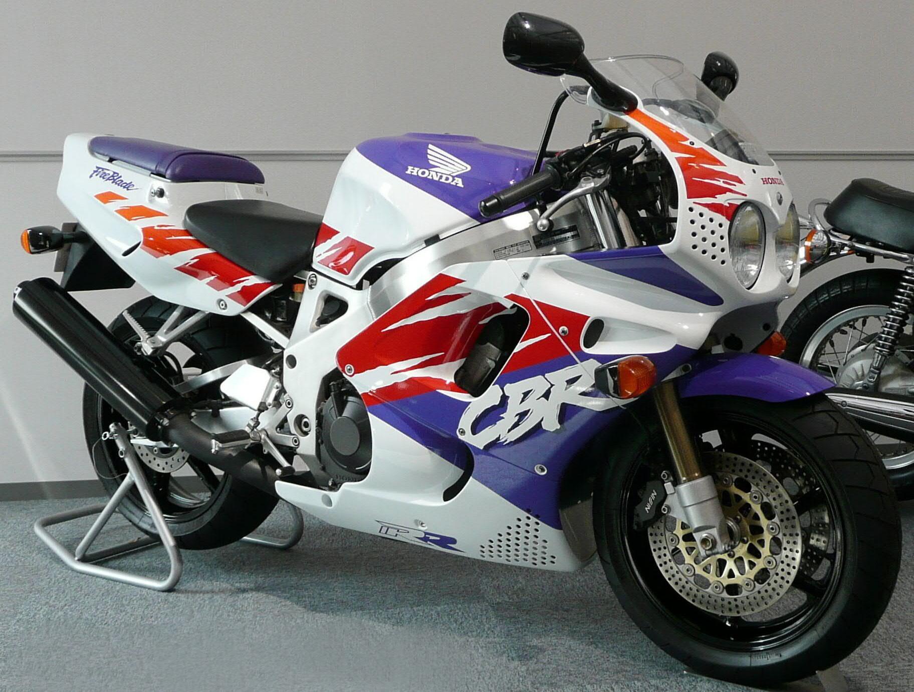 90s Sports Bikes - Honda CBR