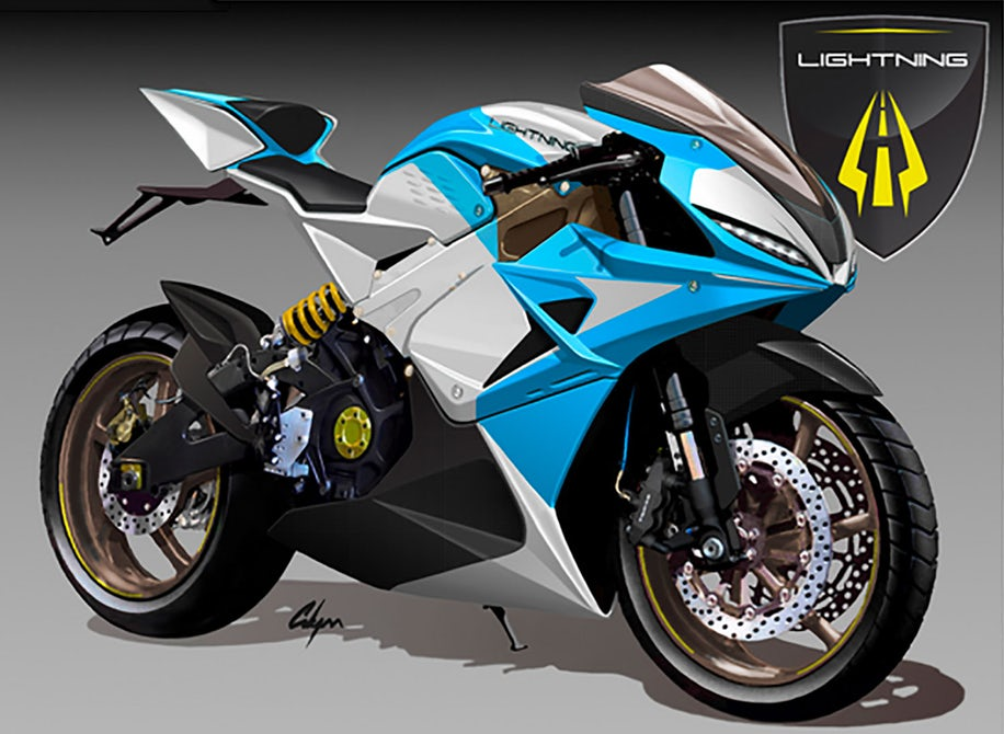 Could The Next Lightning Electric Motorcycle Exceed A 500 Mile Range?