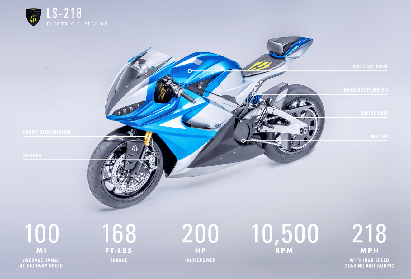 Lightning Electric Motorcycle 3