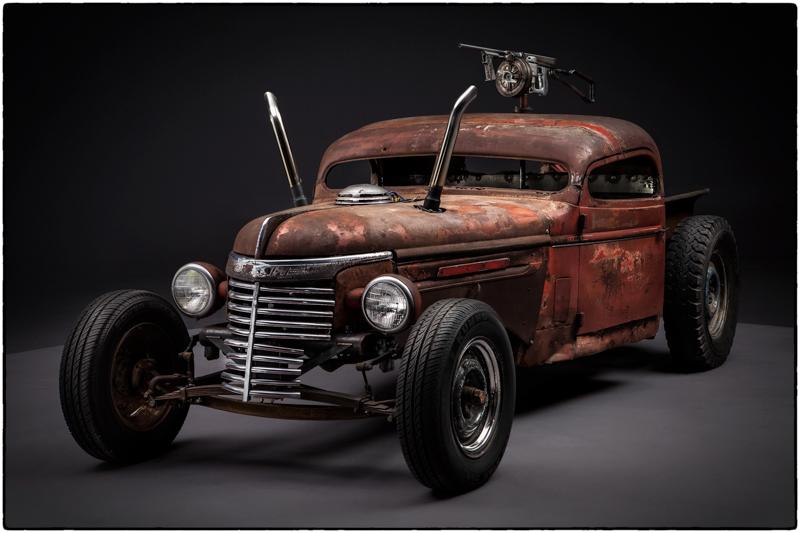 Mad Max Fury Road Vehicles 24