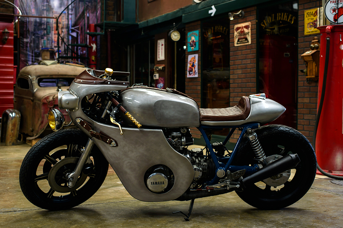 1979 Yamaha XS1100 Custom 2