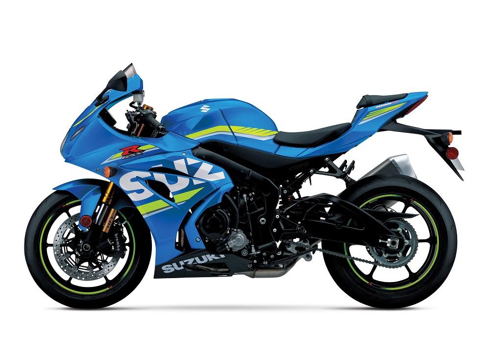 2017 Suzuki GSX-R1000R 3