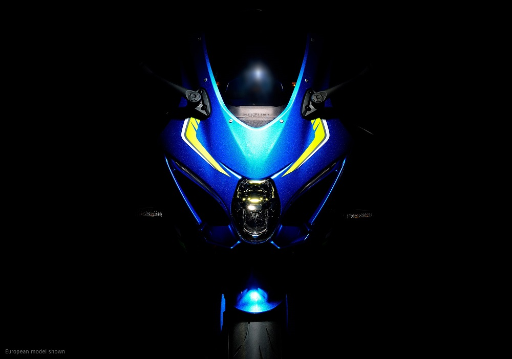 2017 Suzuki GSX-R1000R 1