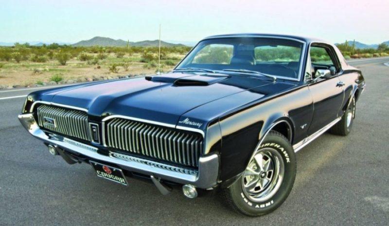 1967 Mercury Cougar XR-7 GT