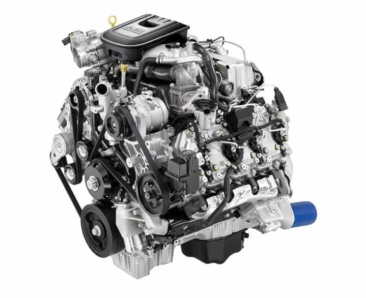 The Duramax 6.6 Is One Of The Most Reliable Diesel Engine Units