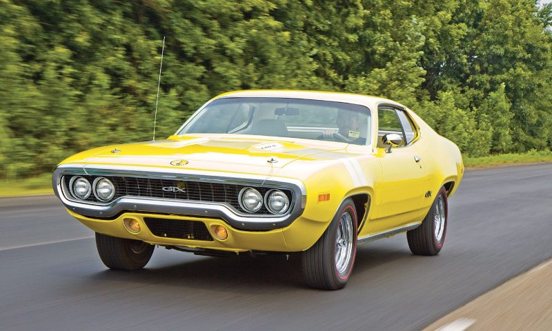 10 Best and Most Powerful Luxury Classic Muscle Cars