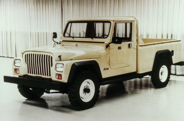 10 Almost Forgotten Jeeps You Might Have Trouble Recognizing