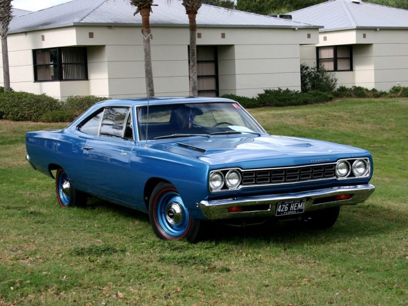 Top Best And Most Powerful EntryLevel Classic Muscle Cars - Old muscle cars