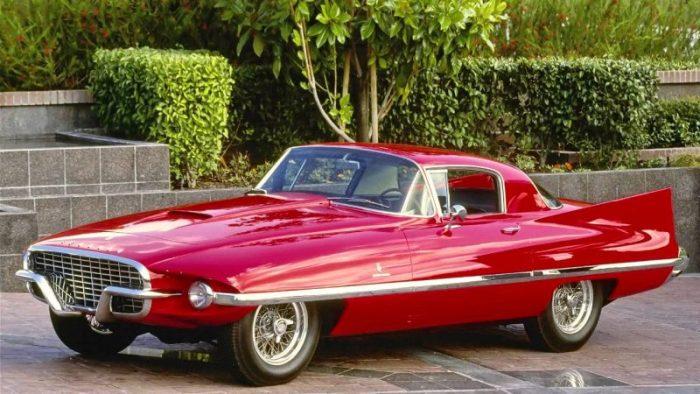 Ghia Car Concepts - Ferrari 410 SuperAmerica