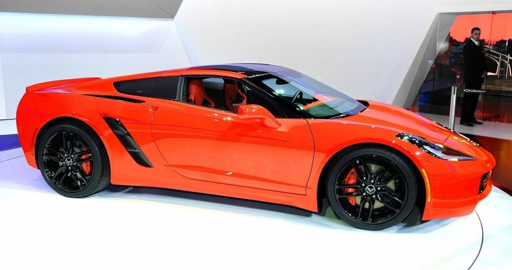 2019 Chevrolet Corvette C8 To Share Volt Powertrain