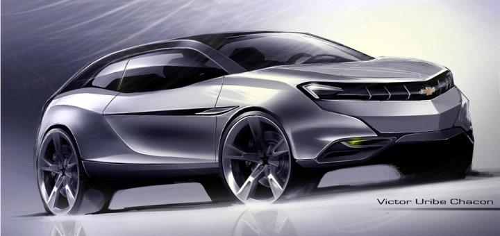 2019 Camaro Crossover Confirmed