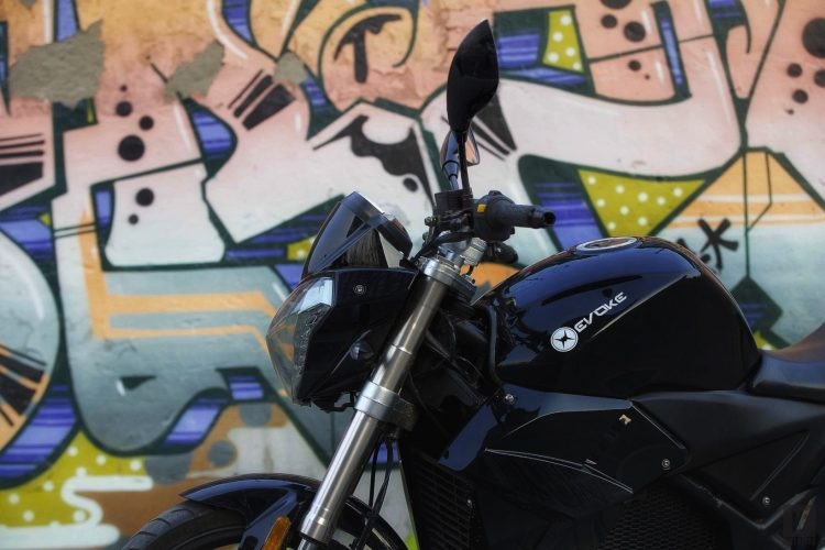 Evoke Motorcycles 4